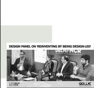 REINVENT BY BEING DESIGN-LED PANEL