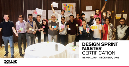 Design Sprint Master Certification