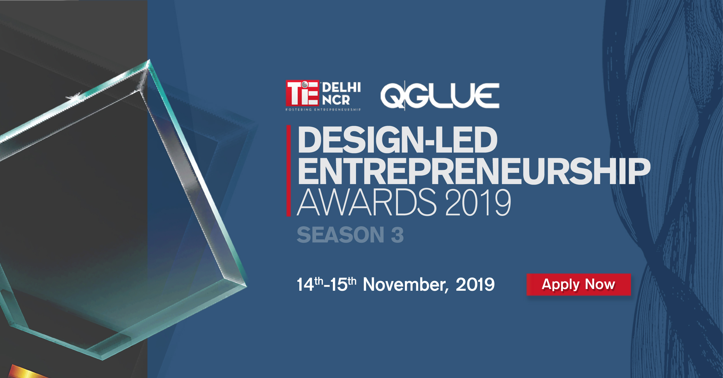 Design Led Entrepreneurship award